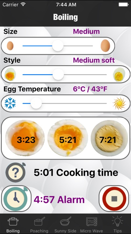 Any egg style timer