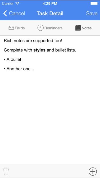 Swift To-Do List screenshot-3
