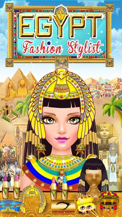 Egypt Fashion Makeup & Makeover 1