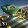 Tayga Games OOO - Rocket Ball Super Car Soccer League Full artwork