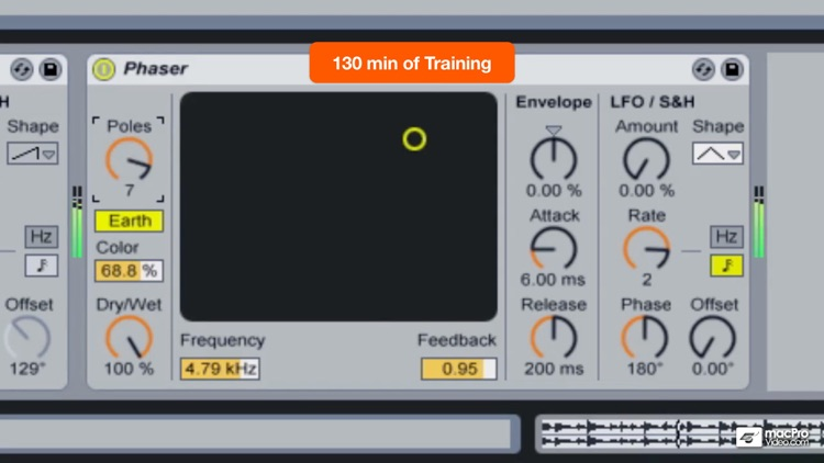 Course For Ableton Live Effects: Plugged In!