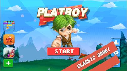 Plat Boy - Running To Future screenshot one