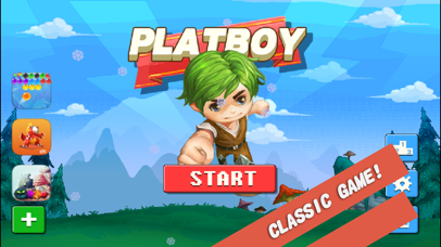Plat Boy - Running To Future screenshot one