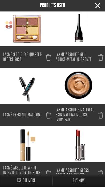 Lakme Makeup Pro screenshot-4