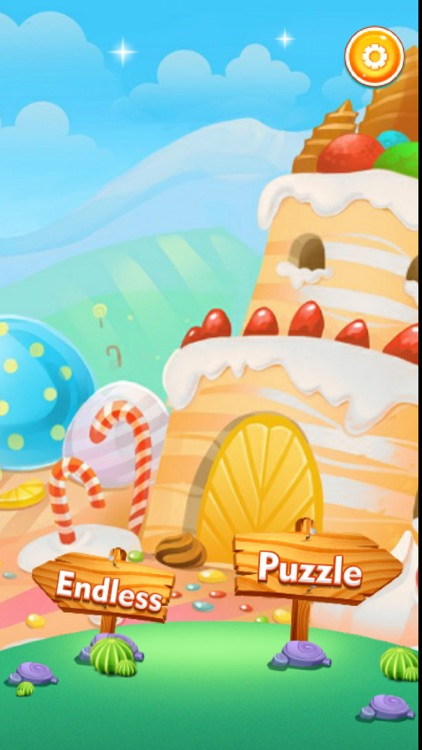 Bubble Shooter Candy Blast