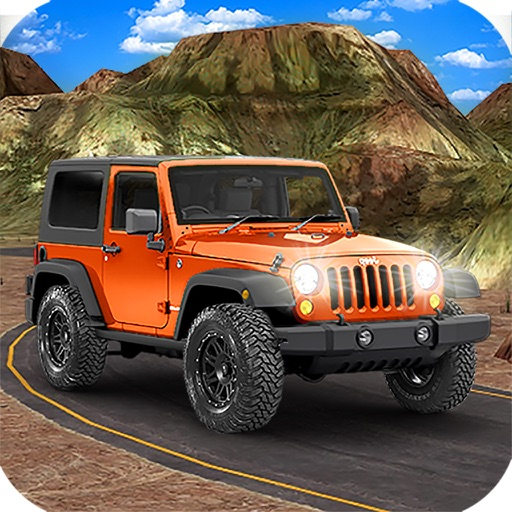 Real 4x4 Jeep Race 3D