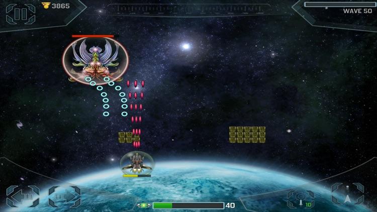 Space Cadet Defender HD: Invaders screenshot-4