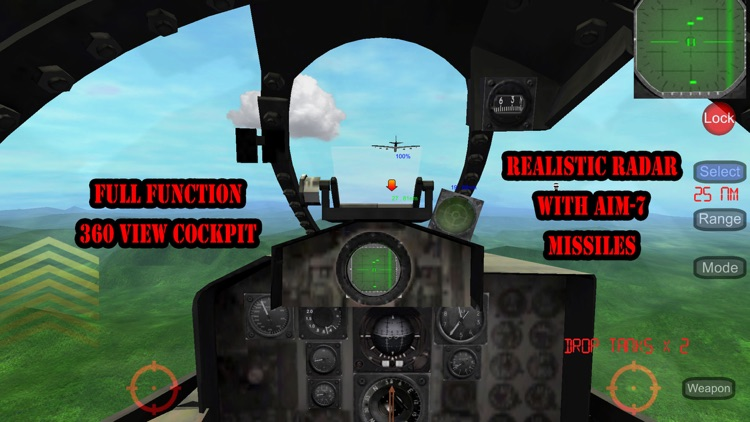 Gunship III - Combat Flight Simulator - FREE screenshot-1