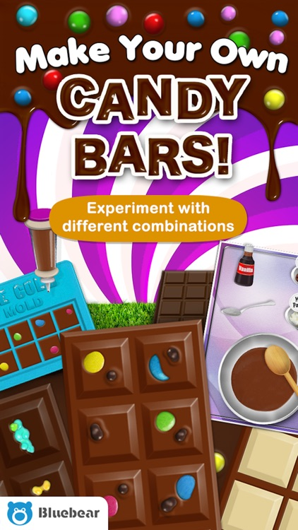 Candy Bar Maker
