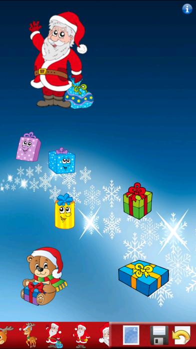 ¡Libro de pegatinas de navidad!Captura de pantalla de2