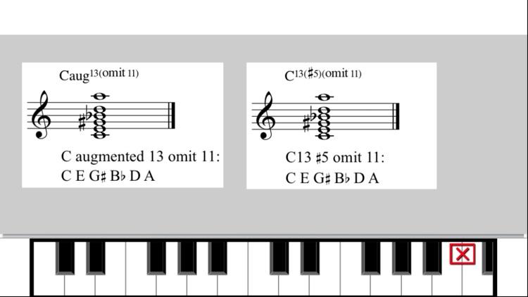 Chords, chords and more chords screenshot-4