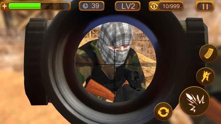 Critical Strike Sniper -  Gun Shoot 3D