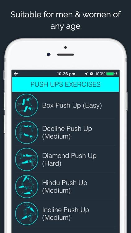 30 Day - Push Up Challenge screenshot-3