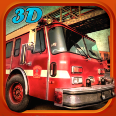 Activities of FireFighter fighting 3d simulator Truck Driver