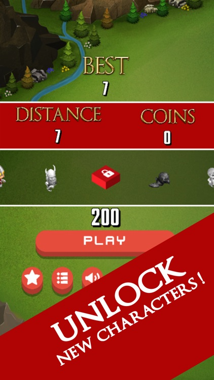 Hero Jump Quest - 3D Arcade Hopper Game
