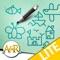 App Icon for Aprender a dibujar es divertido LITE App in Mexico IOS App Store