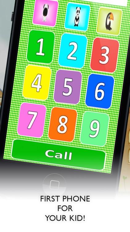 Baby Phone Games - Dial n Play screenshot-0