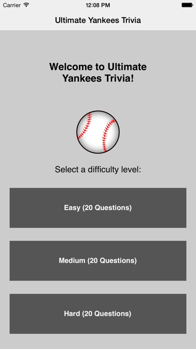 Ultimate Yankees Triviaのおすすめ画像1
