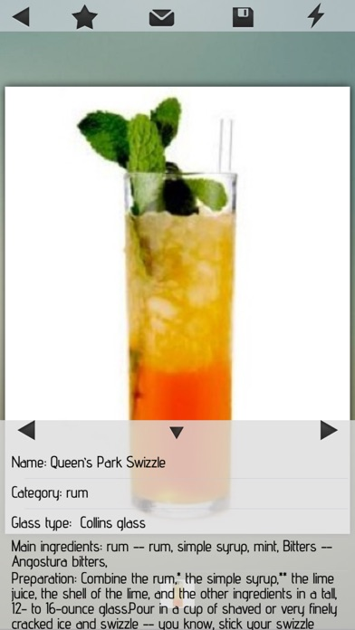 Screenshot for Cocktails Recipes Pro in Germany App Store