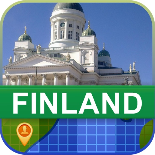 Offline Finland Map - World Offline Maps