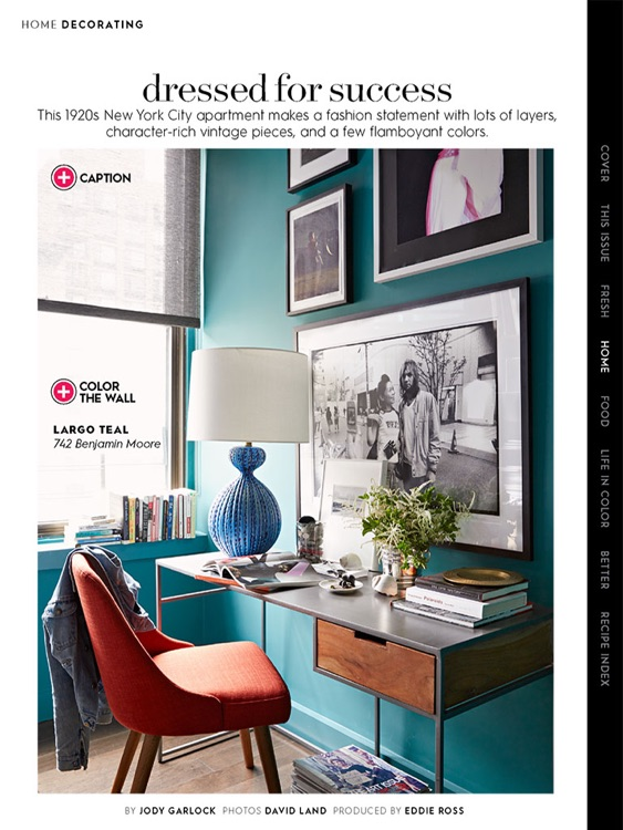 Better Homes and Gardens Magazine screenshot-2