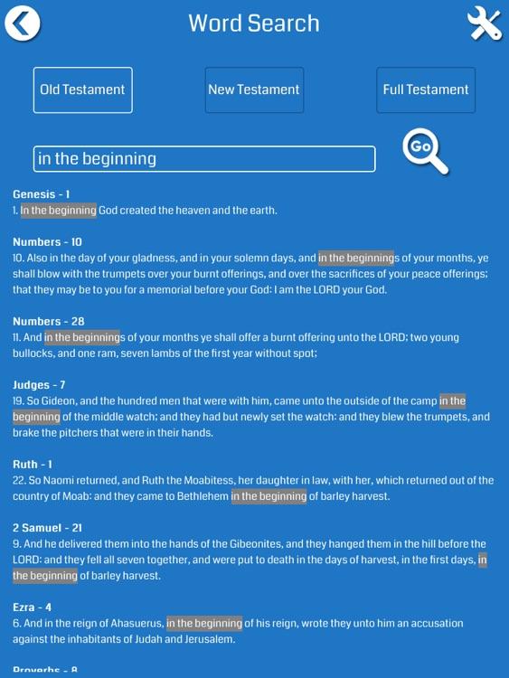 English Bible for iPad screenshot-3