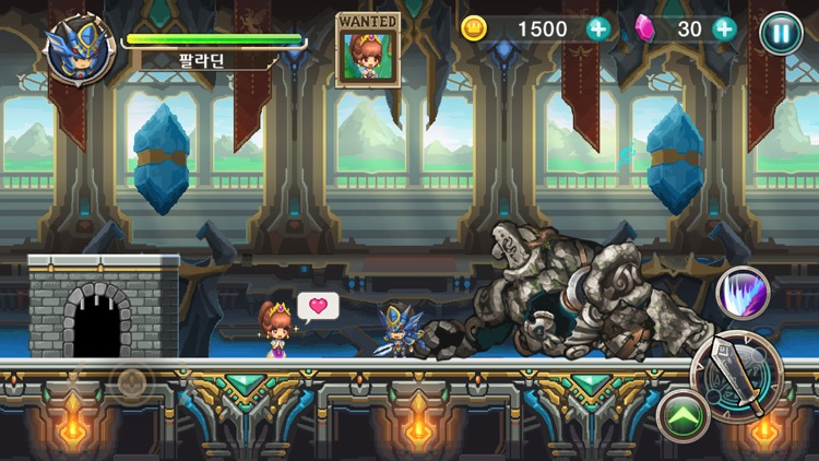 Qualification of Hero : Collecting princesses screenshot-4