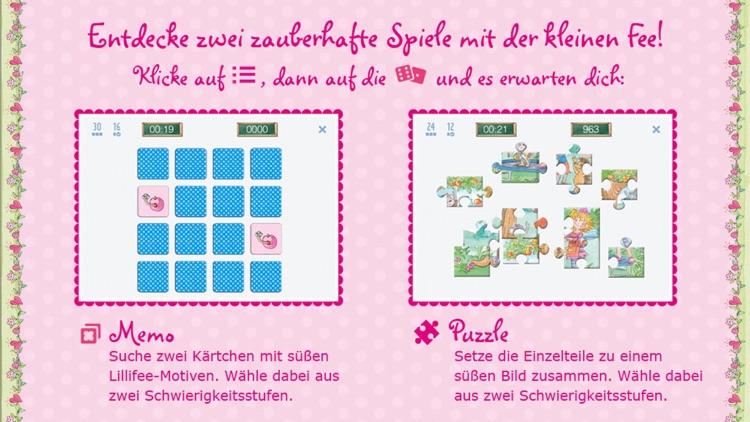 Prinzessin Lillifee: Süße Feen-Geschichten - Band6 screenshot-4