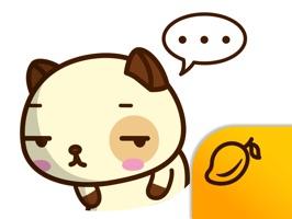 แพนด้าด๊อก (ภาษาไทย) - Mango Sticker