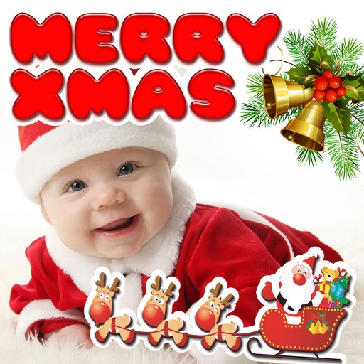 Christmas Photo Frames and Wallpapers