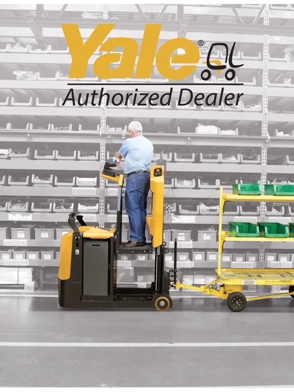 Yale Dealer North America-ipad-0