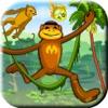 Jungle Spider Monkey:SuperHero Adventure