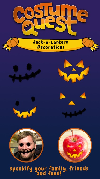Costume Quest Stickers