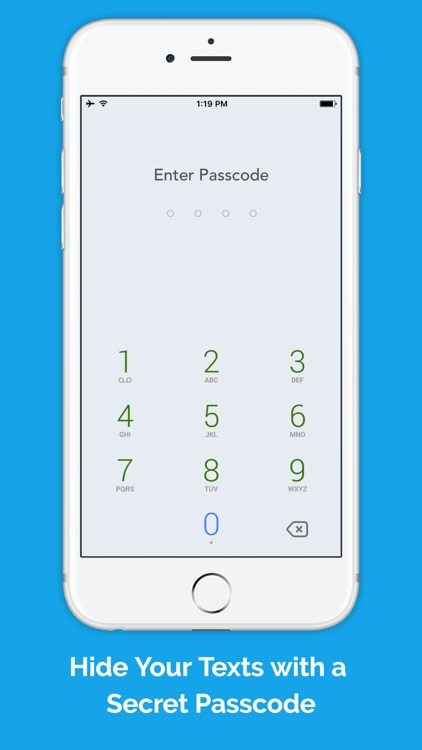 New Texting Number to Send a Text Message App app image