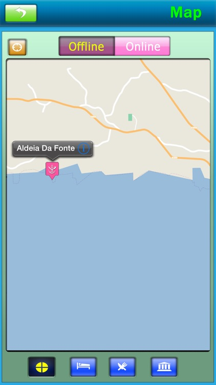 Azores Island Offline Guide screenshot-1