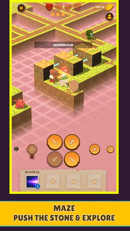 Rogue Story - RPG Adventure Games screenshot-3