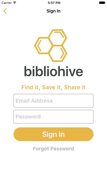 BiblioHive