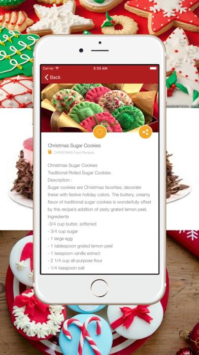 健康食品のレシピ&クリスマスのためにおいしいレシピ - French Italian Japanesのスクリーンショット2