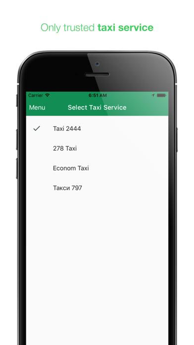 Такси Запорожье - онлайн заказ таксиСкриншоты 1