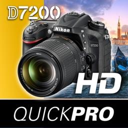 QuickPro Control + Train for Nikon D7200 HD