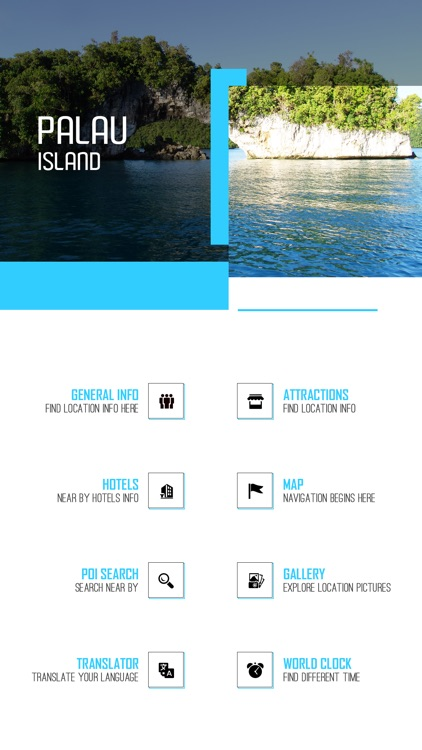 Palau Island Tourism Guide screenshot-1