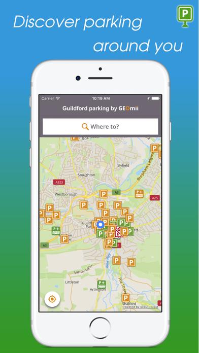 Guildford Parking