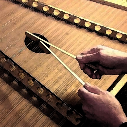 Trapezoid - Hammered Dulcimer for the iPad