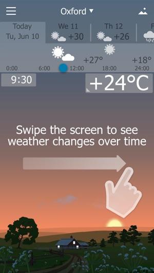 YoWindow Weather Screenshot