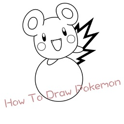 How To Draw Pokemon Step By Step
