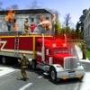 救助消防車シミュレーターゲーム:911消防士Rescue Firefighter Simulator - iPhoneアプリ
