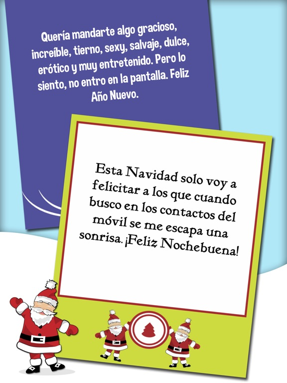 Xmas & New Year Funny Messages in Spanish - Pro | App Price Drops