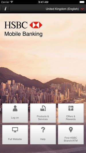 Hsbc mobile banking on the app store screenshots colourmoves