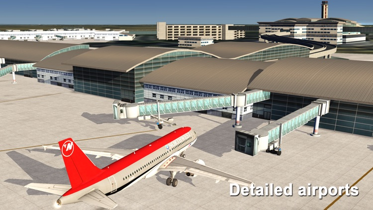Aerofly FS 2 Flight Simulator screenshot-3
