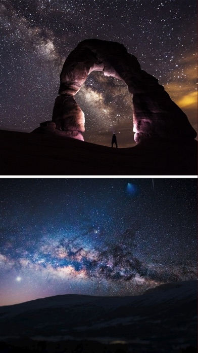 download Galaxy Wallpapers HD - Amazing Space Pictures Free apps 0